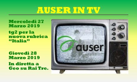 AUSER IN TV