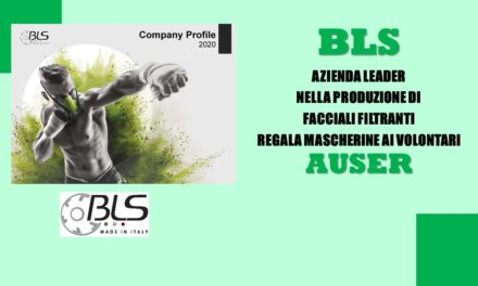 BLS – DONA MASCHERINE ALL'AUSER